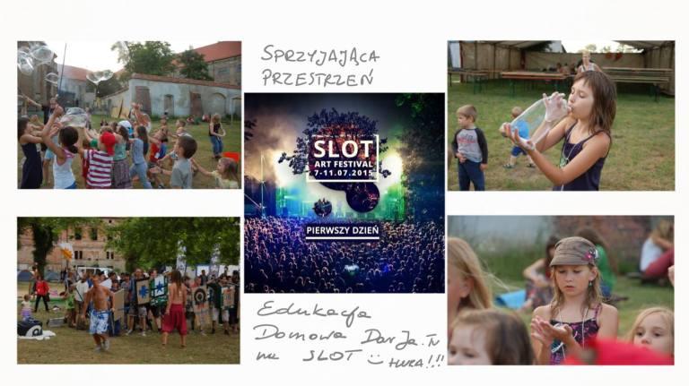 Edukacja Domowa DarJa na Slot Art Festiwal